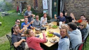 repas-groupe-seminaire-eco-domaine-etrillet