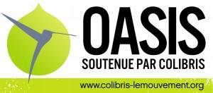 logo oasis colibri
