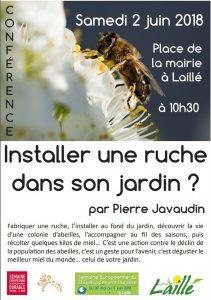 Pierre Javaudin à Laillé @ Laillé | Laillé | Bretagne | France